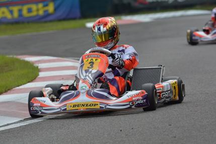 国内レース他   ダンロップ オートバックス全日本カート選手権第9戦・第10戦 レースレポート