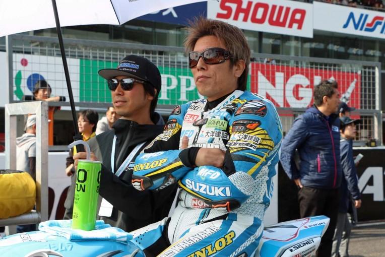 MotoGP   全日本ロード最終戦:加賀山が語ったクラッシュの状況