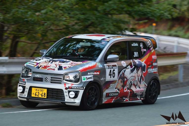 ラリー/WRC   クスコ・ジュニアラリーチーム JRC第9戦新城 ラリーレポート