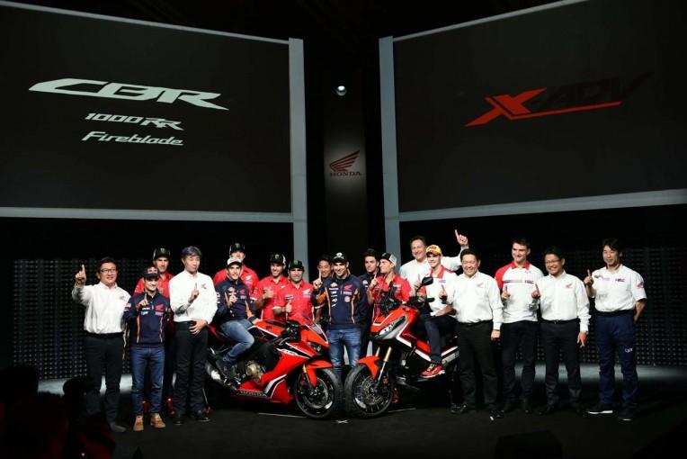 MotoGP | ホンダ、2017年二輪世界選手権の参戦体制を発表
