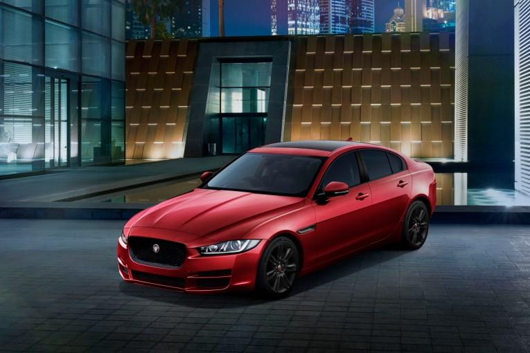 クルマ   新世代ディーゼルを搭載したジャガー『XE』『XF』にスポーティな限定車登場
