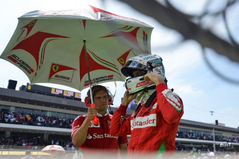 F1   ベッテル「走ることだけが僕の仕事じゃない」。代表と相対する見解示す