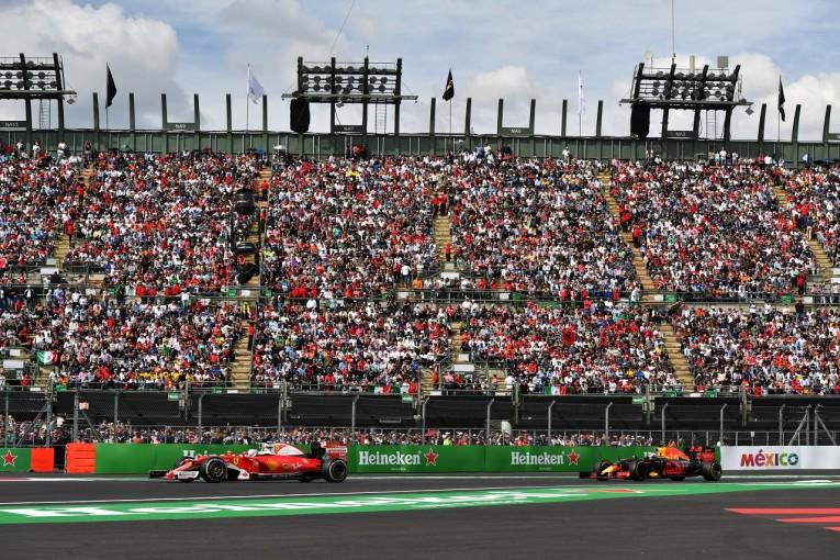 F1 | フェラーリ、ベッテルのペナルティに関する控訴を断念。F1メキシコGP降格を受け入れ