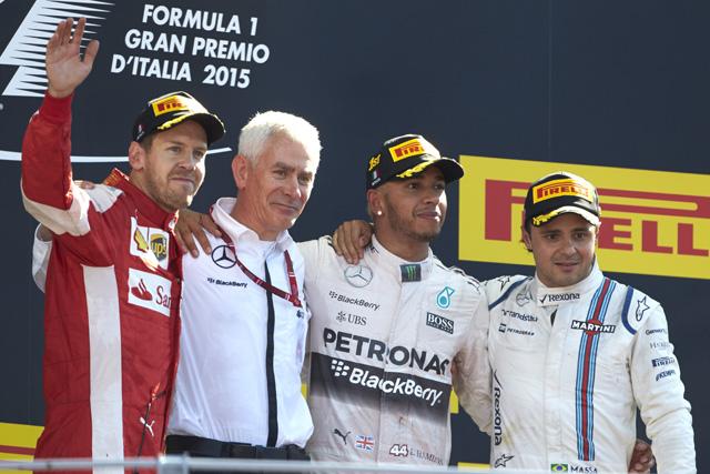 F1 | F1イタリア決勝、トップ10ドライバーコメント