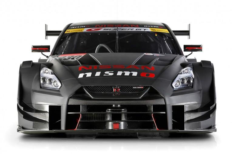 スーパーGT   コンセプトは『深化』。ニッサン、GT-RニスモGT500のスタジオショット公開