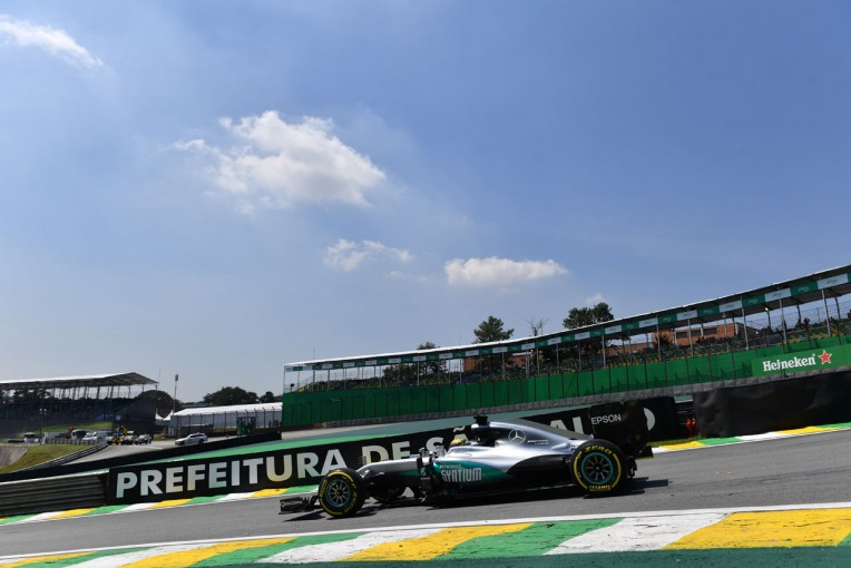 F1 | F1ブラジルGP開幕。絶対に負けられないハミルトンが首位発進