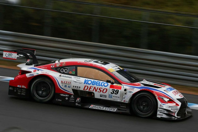スーパーGT | 【順位結果】スーパーGT第3戦もてぎ GT500予選