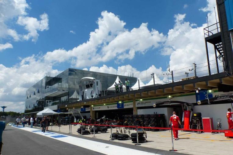 F1   F1 Topic:メディアセンターは改悪?来季開催が暫定的なインテルラゴス