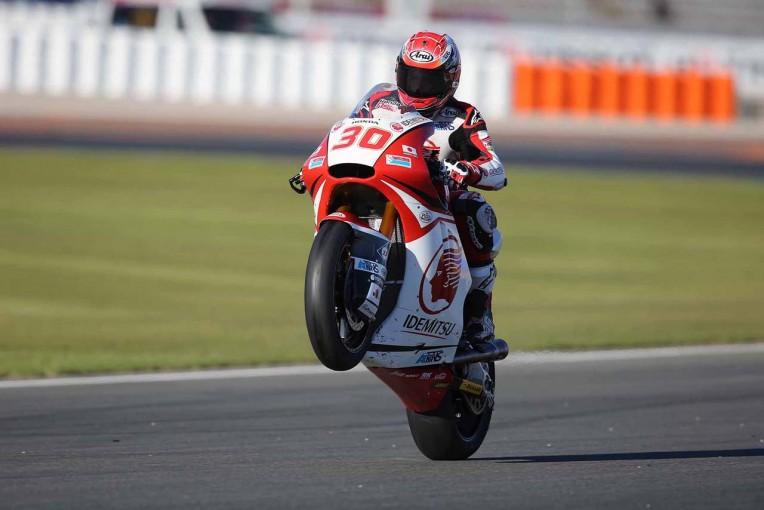 MotoGP | イデミツ・ホンダ・チーム・アジア MotoGP第18戦バレンシアGP初日レポート