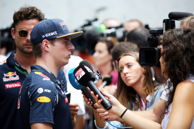 F1 | フェルスタッペン「雨になれば勝つチャンスはある」レッドブル F1ブラジルGP金曜