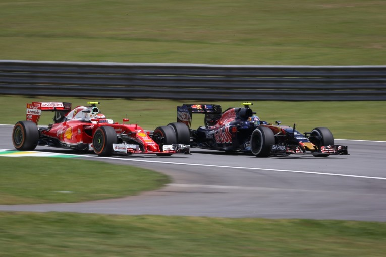 F1 | サインツ、ライコネンの審議について語る「おとがめなしで済んだのは当たり前」トロロッソ F1ブラジル金曜