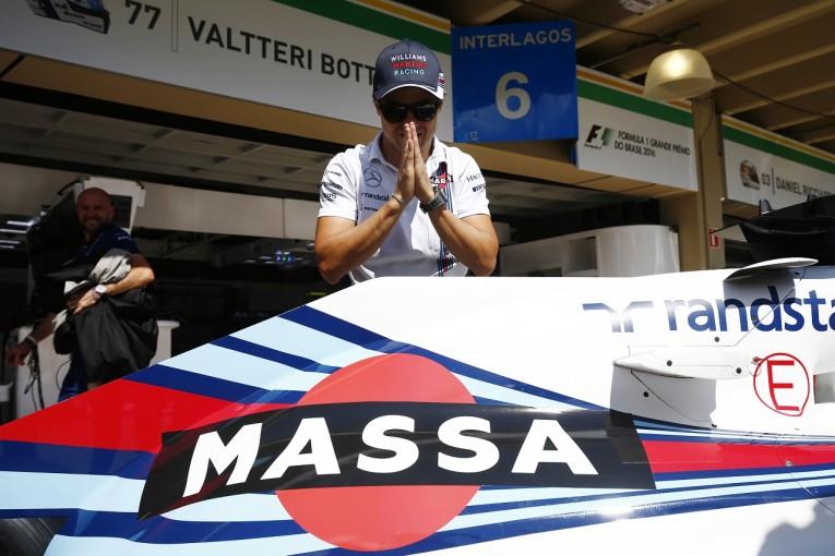 F1 | マッサ「自分の名前が上位にあるのってうれしいね」:ウイリアムズ F1ブラジルGP金曜