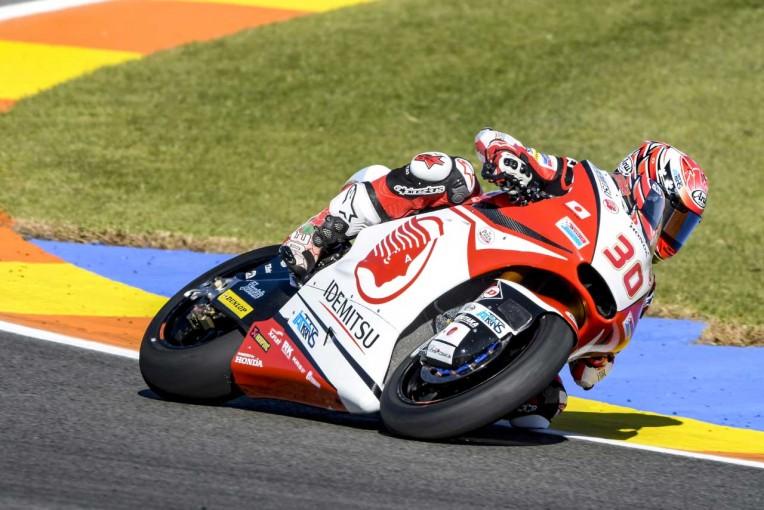MotoGP | ホンダ MotoGP第18戦バレンシアGP Moto2/Moto3クラス初日レポート