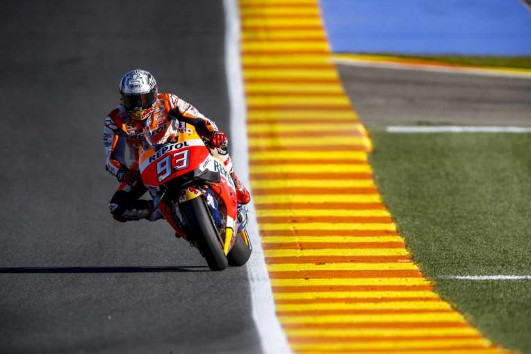 MotoGP | ホンダ MotoGP第18戦バレンシアGP MotoGPクラス初日レポート