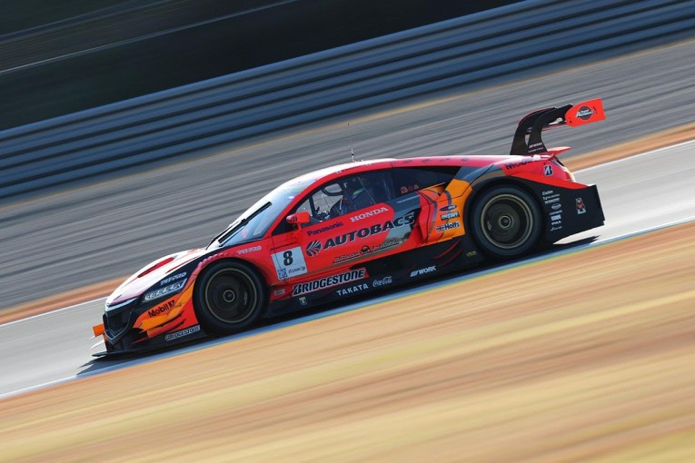 スーパーGT   ARTA NSX CONCEPT-GT スーパーGT第3戦もてぎ決勝レポート
