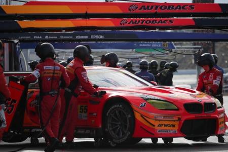 スーパーGT   ARTA BMW M6 GT3 スーパーGT第3戦もてぎ決勝レポート