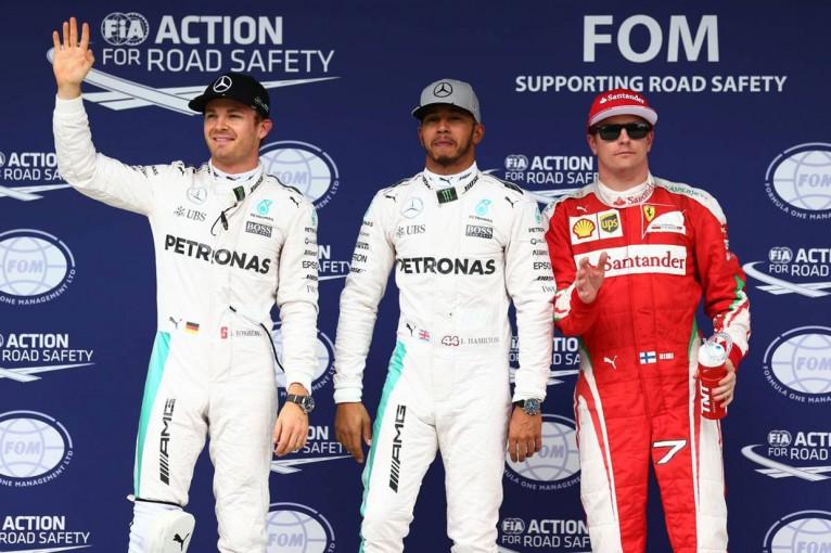 F1   F1ブラジルGP予選トップ10ドライバーコメント