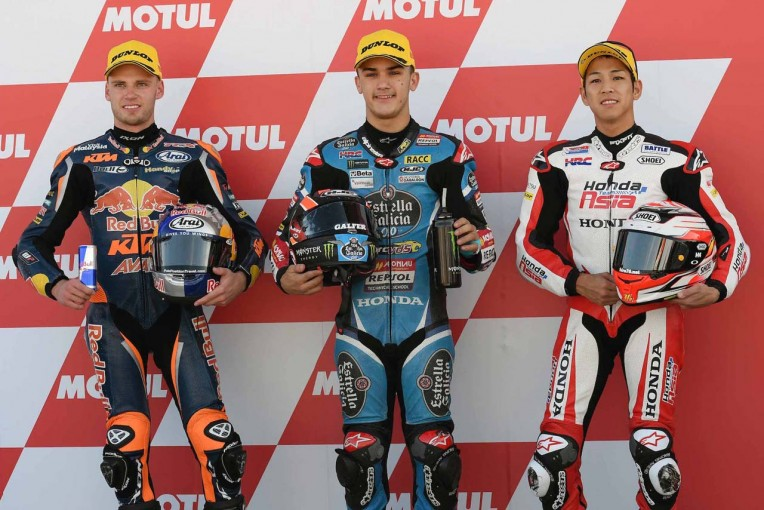 MotoGP   ホンダ・チーム・アジア MotoGP第18戦バレンシアGP予選日レポート