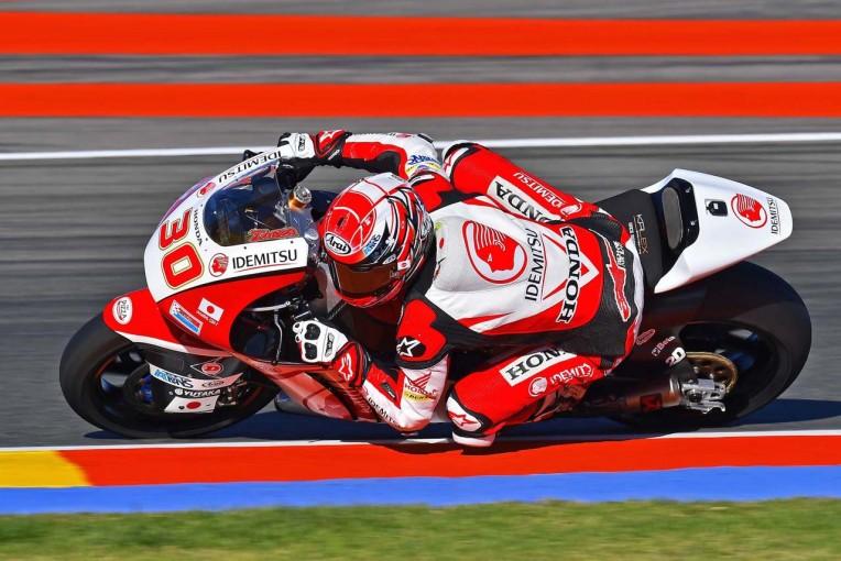 MotoGP   イデミツ・ホンダ・チーム・アジア MotoGP第18戦バレンシアGP予選日レポート