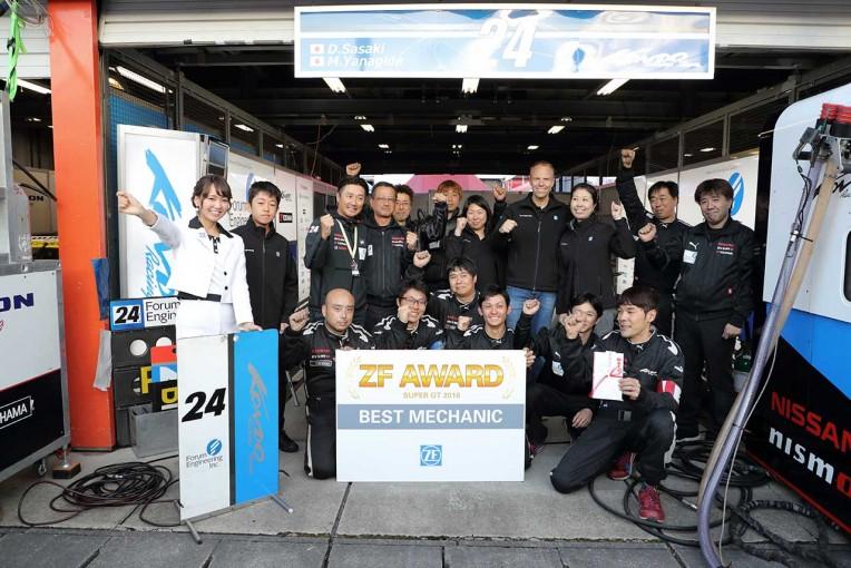 スーパーGT | スーパーGT第3戦の『ZF Award』は、タイヤ無交換作戦敢行のKONDO Racingが受賞