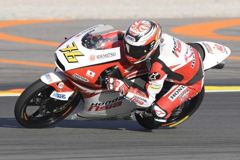 MotoGP | ホンダ MotoGP第18戦バレンシアGP Moto2/Moto3クラス予選日レポート
