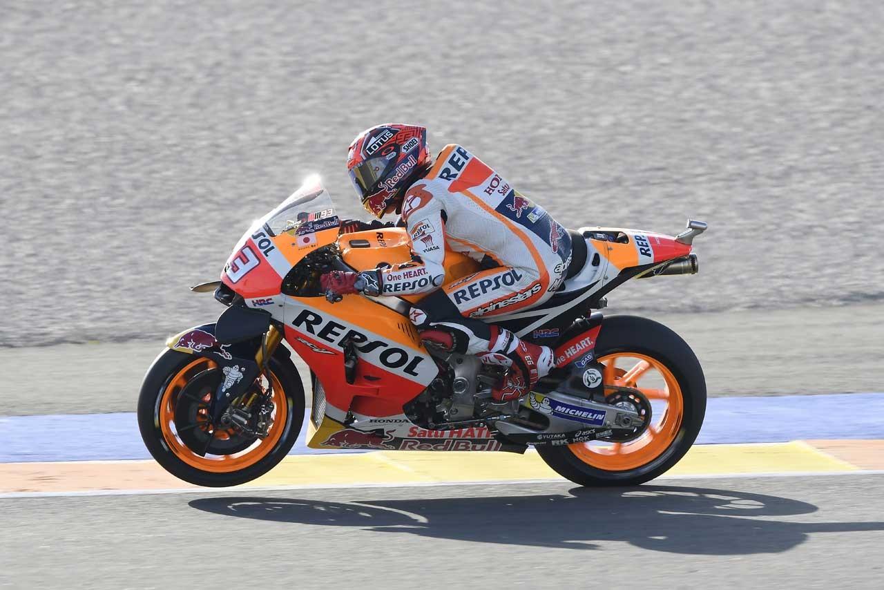 ホンダ MotoGP第18戦バレンシアGP MotoGPクラス予選日レポート