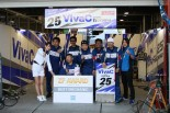 ZF Awardの年間ベストメカニック賞を受賞したVivaC team TSUCHIYA
