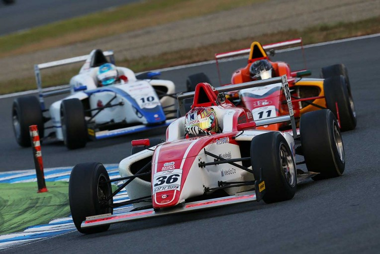 国内レース他 | FIA-F4もてぎ:最後まで攻めの姿勢を貫いた宮田莉朋が王座に輝く