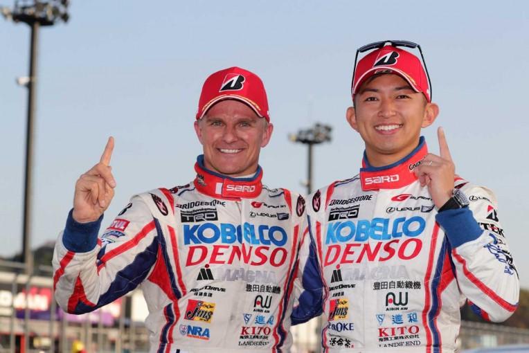 スーパーGT   TOYOTA GAZOO Racing スーパーGT第3戦/第8戦もてぎ レースレポート