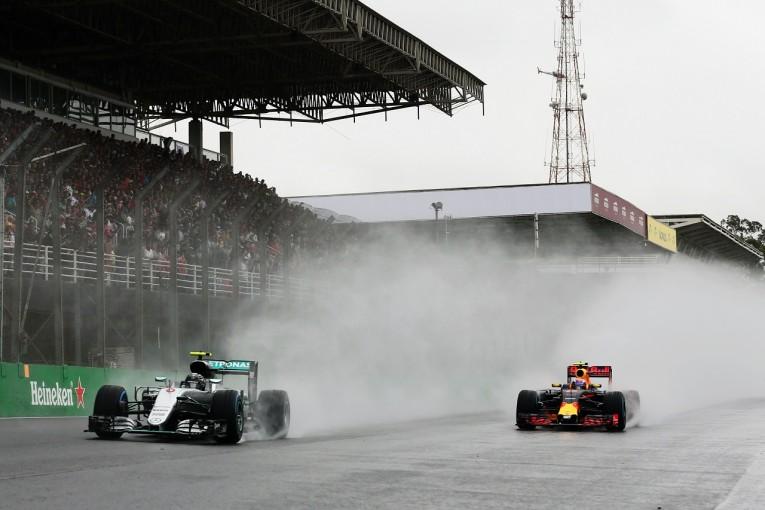 F1 | ロズベルグ「レッドブルと違ってリスクは冒せない。正しい戦略で2位を確保」メルセデス F1ブラジル日曜