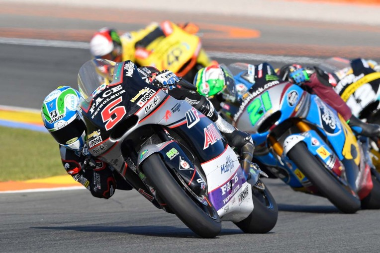 MotoGP | ホンダ MotoGP第18戦バレンシアGP Moto2/Moto3クラス決勝日レポート