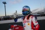 FIA-F4第13戦で今季初優勝を飾った阪口晴南(HFDP/SRS/コチラレーシング)