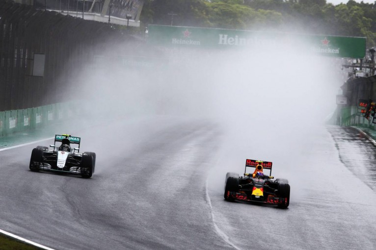 F1 | 今宮純によるF1ブラジルGPドライバー採点&短評:他人とは違うラインを試したフェルスタッペンに5つ星