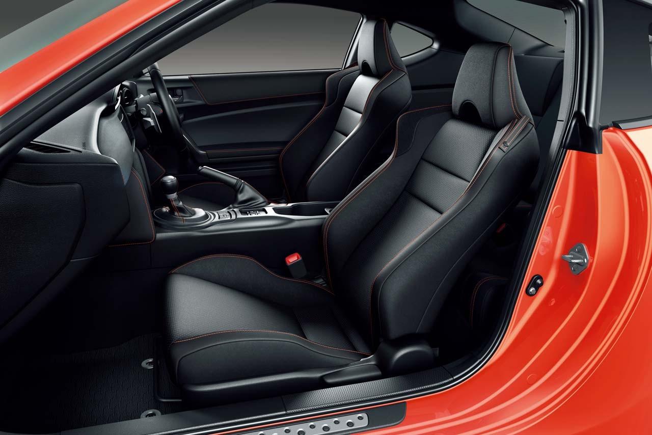 TOYOTA、86にオレンジカラーの特別仕様車を期間限定発売