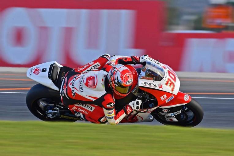 MotoGP   イデミツ・ホンダ・チーム・アジア MotoGP第18戦バレンシアGP決勝日レポート