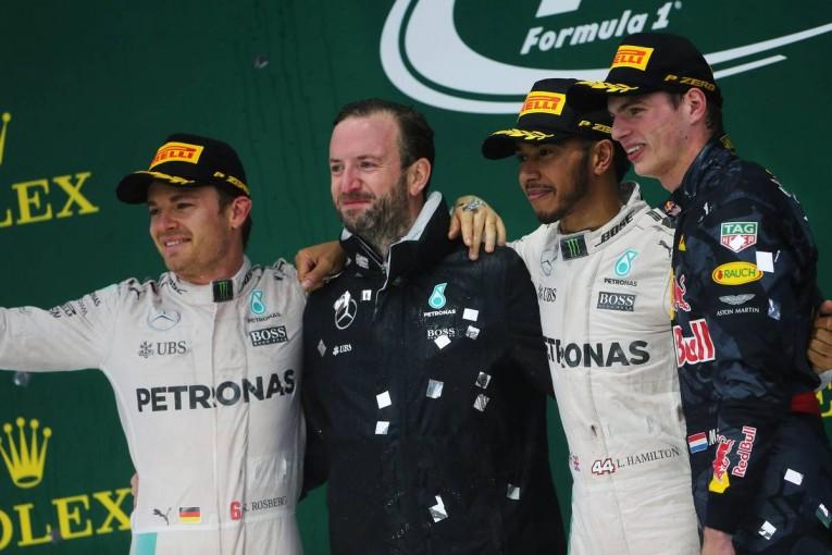F1   F1ブラジルGP決勝トップ10ドライバーコメント