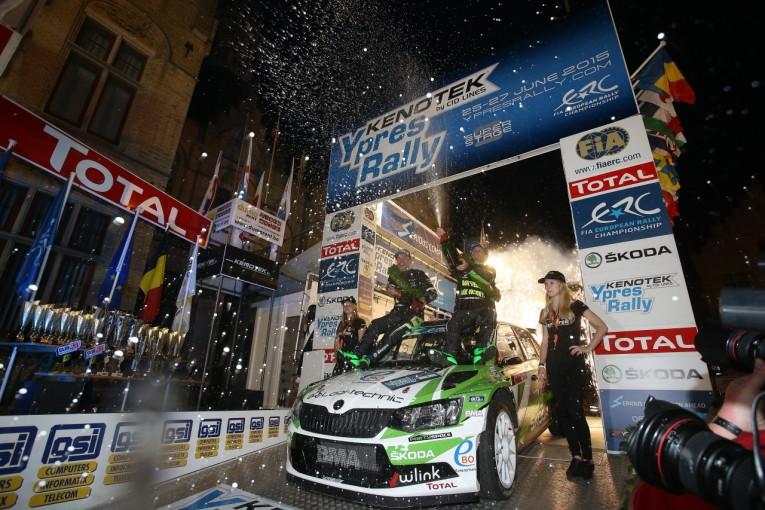 ラリー/WRC | トヨタや三菱で活躍した元WRCドライバーのフレディ・ロイクスが引退を表明