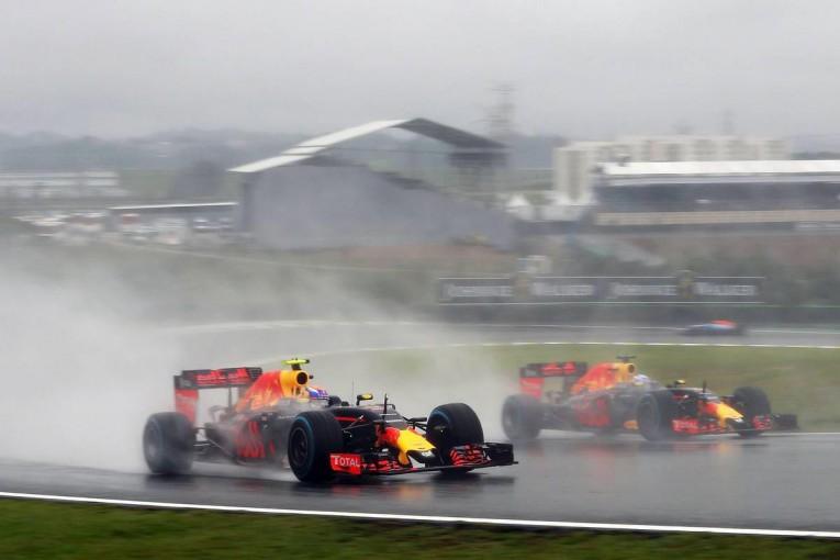 F1 | フェルスタッペンのF1ブラジルGPの走りは「レベルが違う」とホーナーが絶賛