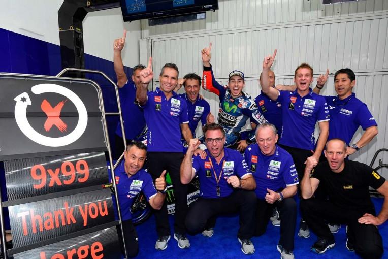 MotoGP   MotoGPコラム:ヤマハへ置き土産を残したロレンソ。来季ドゥカティでの活躍に期待
