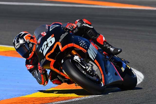 MotoGP | MotoGP:来季に向けたテストがスタート。初日はヤマハのビニャーレスがトップ
