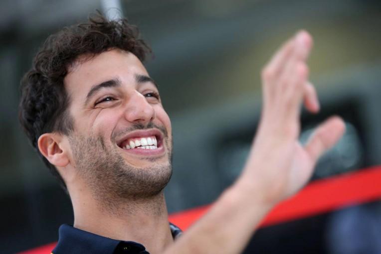 F1 | F1 Topic:スベりにも負けず笑いをとりにいくチャレンジャーなリカルド