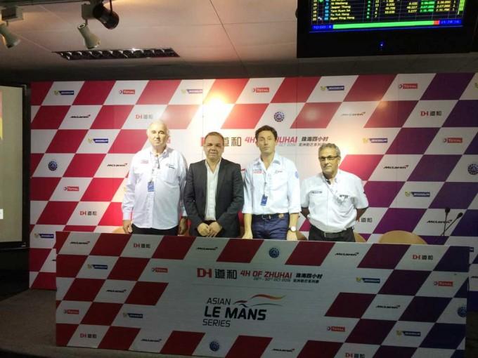 海外レース他   いま、アジアのGTレースがアツイ?(3)残留か、ブランパン移行か。選択を迫られる参加者たち