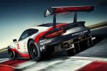 ル・マン/WEC | ポルシェ、2017年LM-GTE規定対応の新型RSRを公開。エンジンはリヤミッド搭載