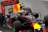 F1   「ドニントンのセナ並みかも」。フェルスタッペンの雨の走りを父ヨスが絶賛