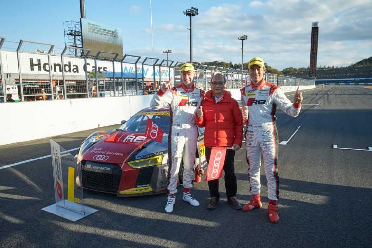スーパーGT   Audi Team Hitotsuyama スーパーGT第3戦/第8戦もてぎ レースレポート