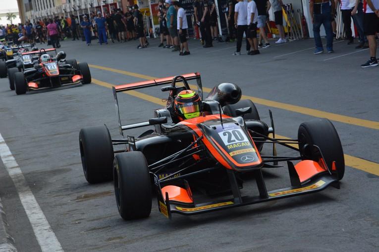 海外レース他   【順位結果】第63回マカオグランプリ F3予選1回目