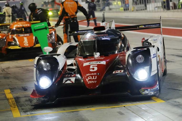 ル・マン/WEC | TOYOTA GAZOO Racing WEC第9戦バーレーン 公式練習レポート