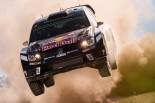 WRC第13戦オーストラリア アンドレアス・ミケルセン(フォルクスワーゲン・ポロR WRC)