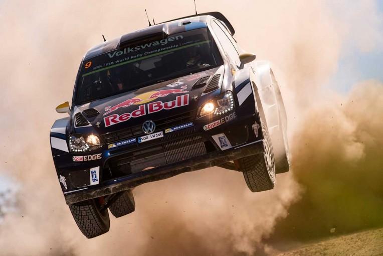 ラリー/WRC | 【順位結果】世界ラリー選手権第13戦オーストラリア SS11後 暫定結果