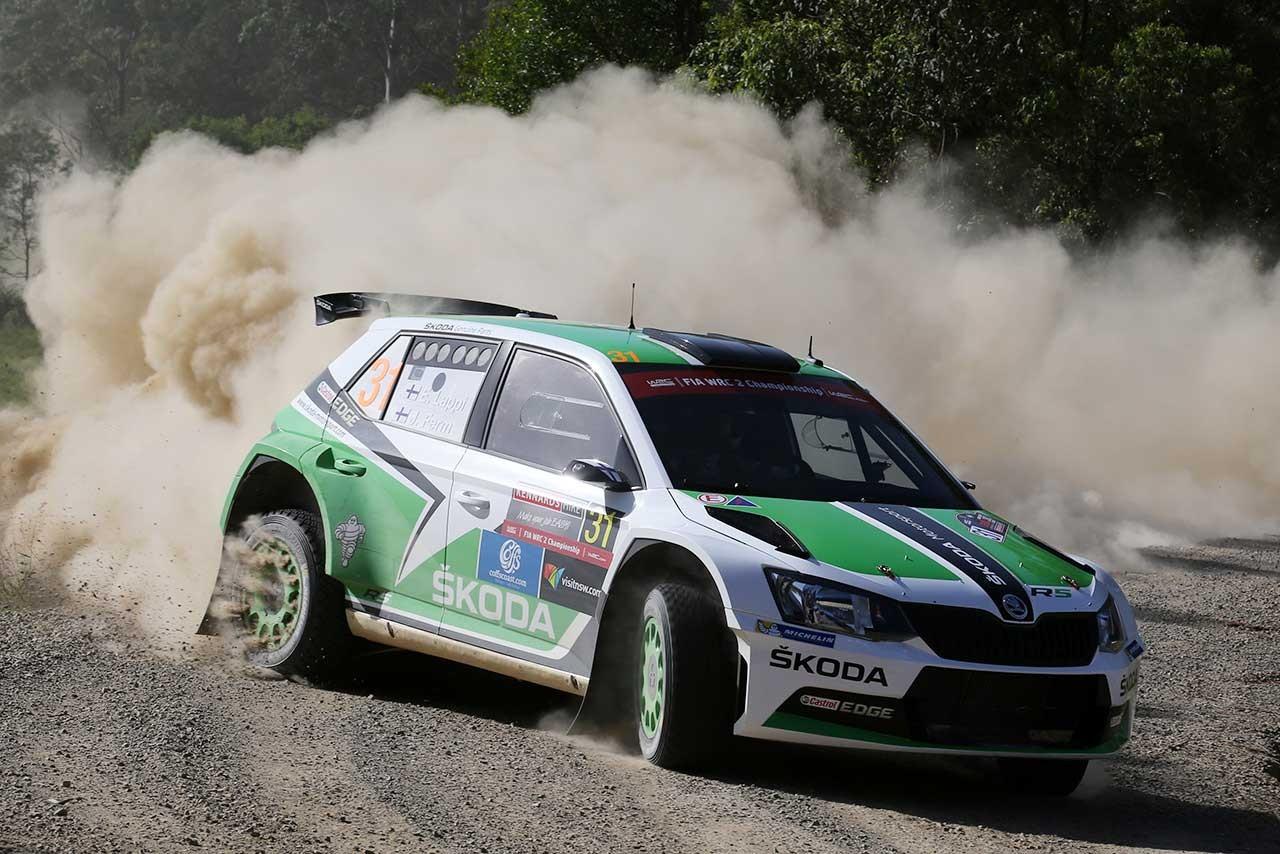 """WRCオーストラリア:""""ラストラン""""のフォルクスワーゲン勢が初日ワン・ツー"""